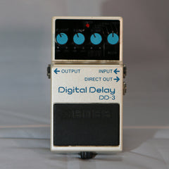 Used - Boss DD-3 Digital Delay