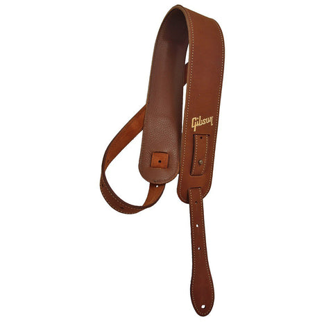 Gibson The Nubuck Guitar Strap, Brown
