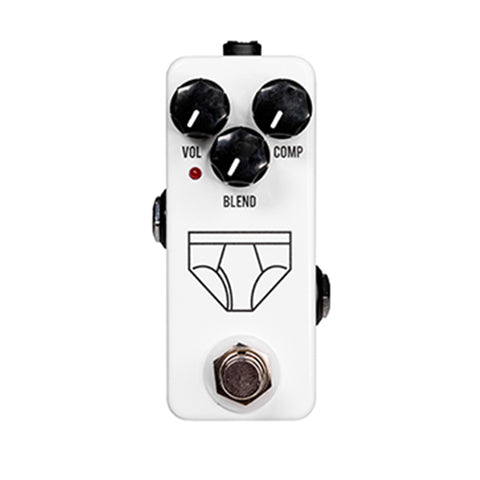 JHS Pedals Whitey Tighty Compressor Effects Pedal, front