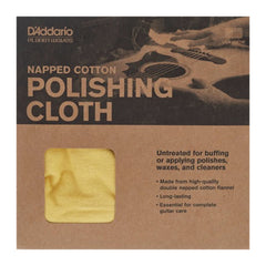D'Addario Untreated Polish Cloth