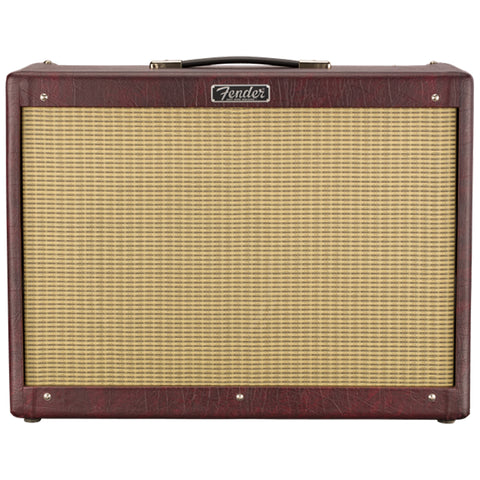 Fender Hot Rod Deluxe IV Amplifier, Buggy Whip, front
