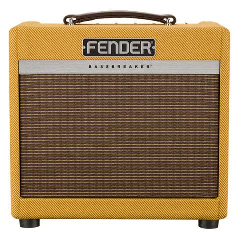 Fender Bassbreaker 007 LTD Amplifier, Tweed, front