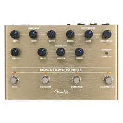 Fender Downtown Express Bass Multi-Effects