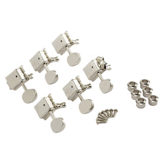Fender Vintage Style Guitar Tuning Machines, Nickel
