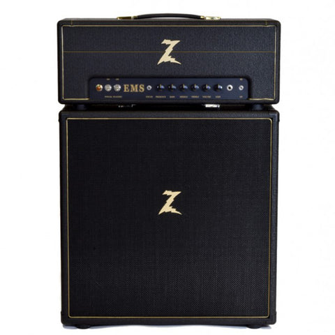 Dr. Z EMS Head & Cabinet Amplifier, Black