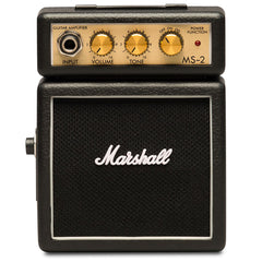 Marshall MS-2 Mini Amp, Black