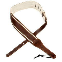 Taylor Element Strap, Brown/Cream Leather
