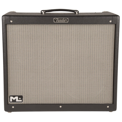 Fender Hot Rod DeVille ML 212 Amplifier, Black