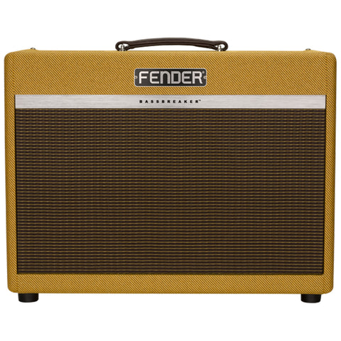Fender Limited Edition Bassbreaker B30R G12H30 Amplifier, Lacquered Tweed