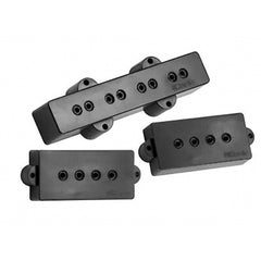 DiMarzio Model P+J Set, Black