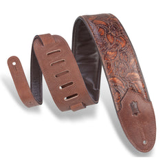 Levy's M4WP-006 Sundance Line Arrowhead Bronze Strap, Brown