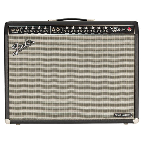 Fender Tone Master Twin Reverb Amplifier, Black, front
