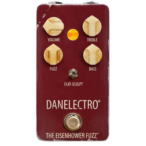 Danelectro The Eisenhower Fuzz Effects Pedal