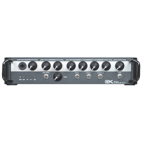 Gallien-Krueger Legacy 800 Bass Amplifier, Black *Demo Model*