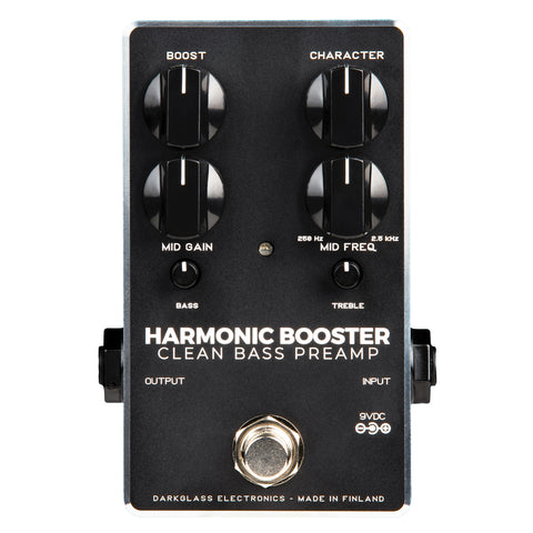 Darkglass Harmonic Booster Effects Pedal