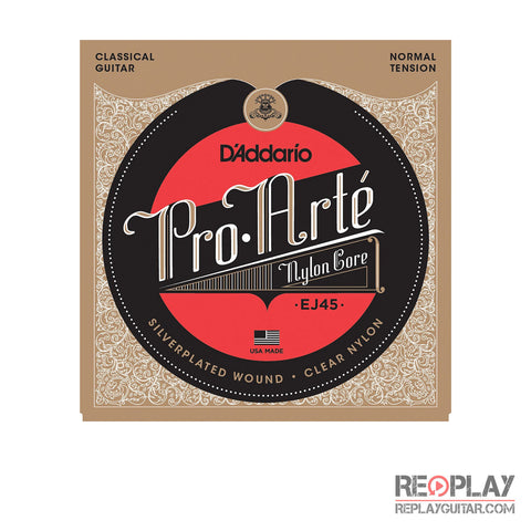 D'Addario EJ-45 Pro-Arte Nylon (Normal Tension)