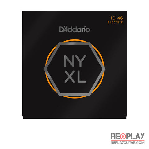 D'Addario NYXL 10-46 Nickel Wound (Regular Light)