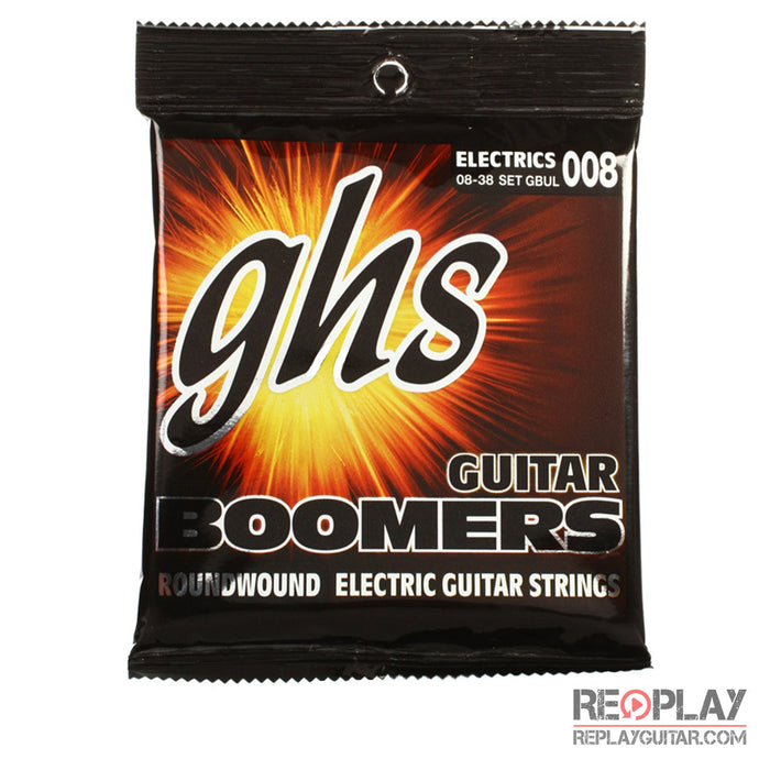GHS Boomers 6-String Ultra Light