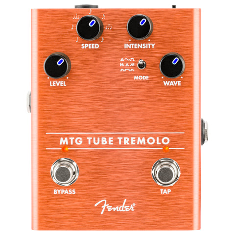 Fender MTG Tube Tremolo Effects Pedal