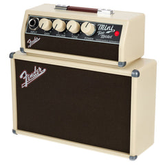Fender Mini Tonemaster Amp, Tan/Brown