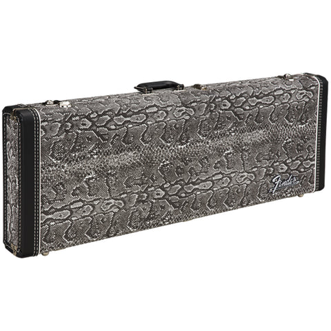 Fender Limited Edition Legacy Series Hard Shell Case, Python