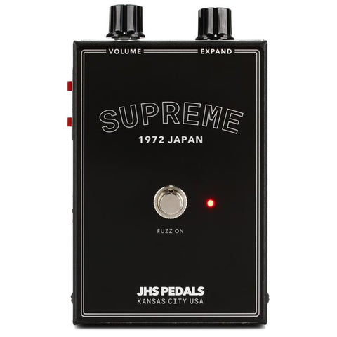 JHS Pedals Supreme Fuzz Effects Pedal