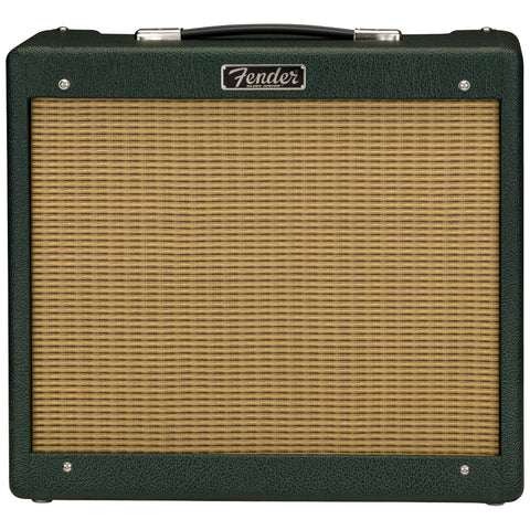 Fender 2020 Limited Edition Blues Junior IV Combo Amplifier, Racing Green