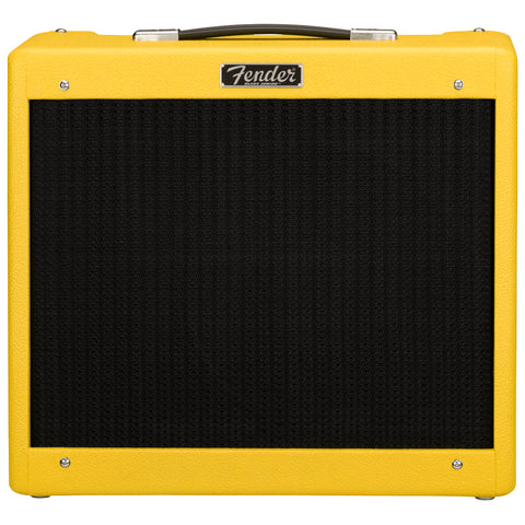 Fender 2020 Limited Edition Blues Junior IV Combo Amplifier, Graffiti Yellow