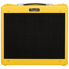 Fender 2020 Limited Edition Blues Junior IV Combo Amp, Graffiti Yellow