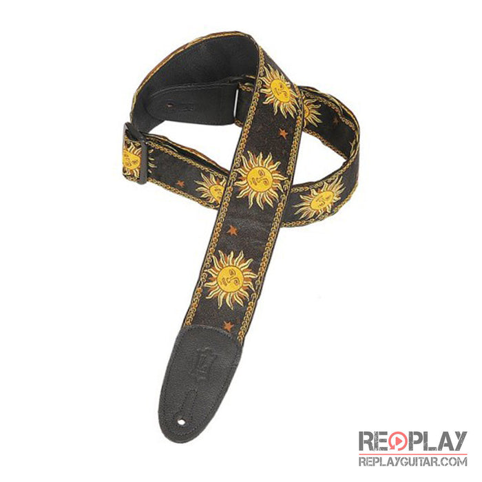Levy's Woven Strap MPJG-SUN-BLK