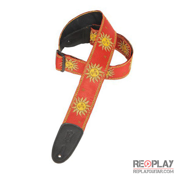Levy's Woven Strap MPJG-SUN-RED