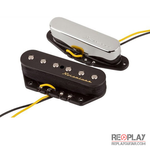 Fender - Vintage Noiseless Telecaster Pickups - Set of 2