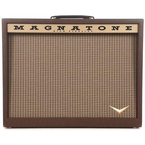 Magnatone Twilighter 112 Combo Amplifier, Brown