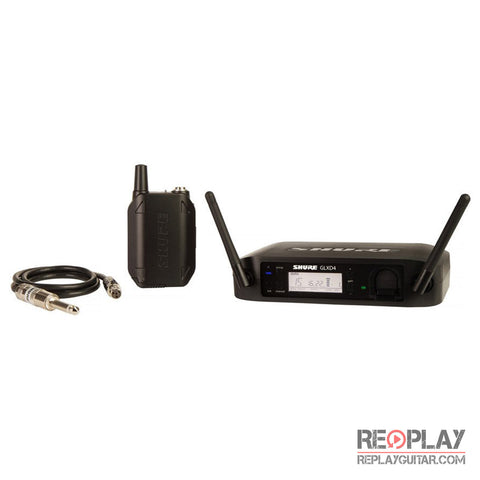 Shure GLXD14 Bodypack Wireless System *Demo Model*