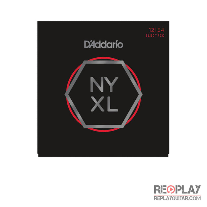 D'Addario NYXL1254 Nickel Wound, Heavy, 12-54
