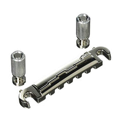 Gibson Lightning Bar Compensating Bridge, Nickel