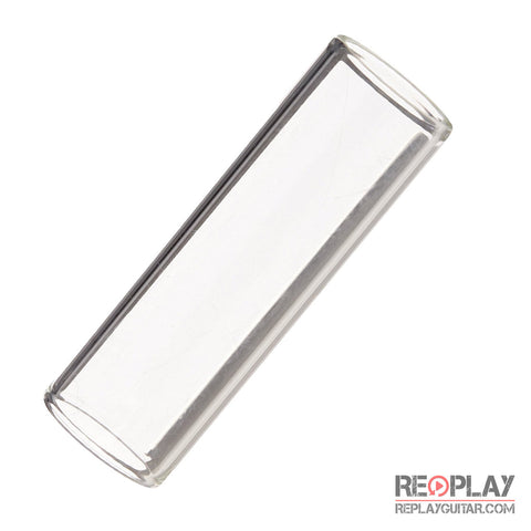 Dunlop 212 Pyrex Glass Slide - Small/Short