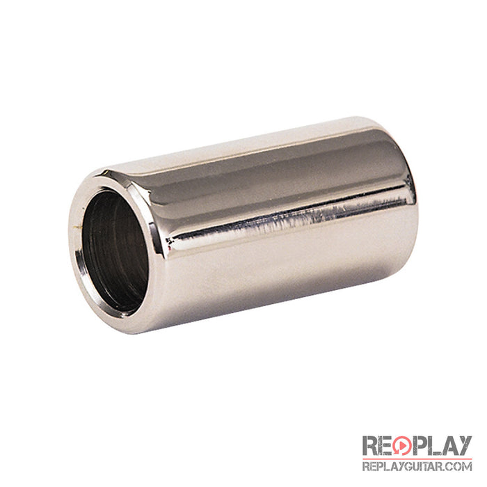 Dunlop 228 Chromed Brass Slide - Short/Medium