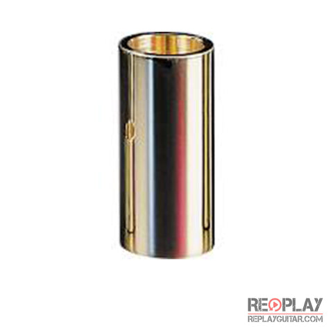 Dunlop 222 Brass Slide - Medium