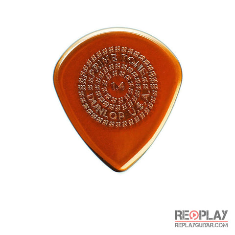 Dunlop Primetone Jazz III Sculpted Plectra 3-Pack
