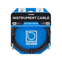 Boss BIC-10 10ft Instrument Cable