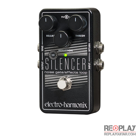 Used Electro-Harmonix Silencer Gate