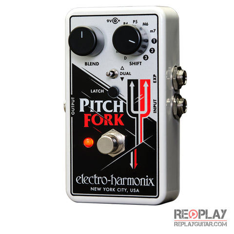 Electro-Harmonix Pitchfork Pitch Shifter