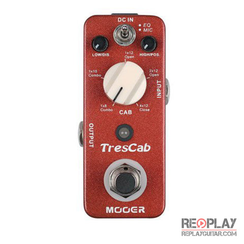 Mooer TresCab *Open Box*
