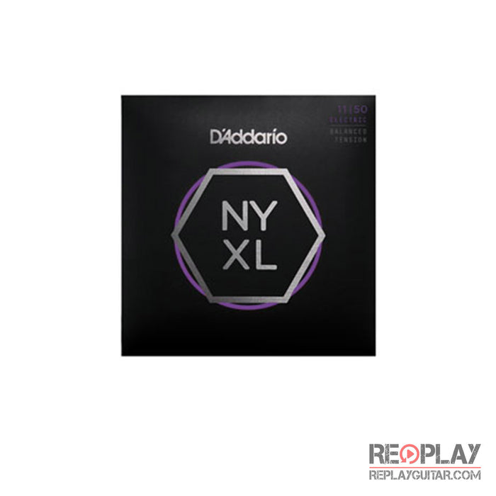 D'Addario NYXL1150BT Nickel Wound, Balanced Tension, 11-50