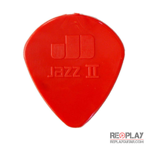 Dunlop 47R2N Jazz II 1.18mm, 24 Pack