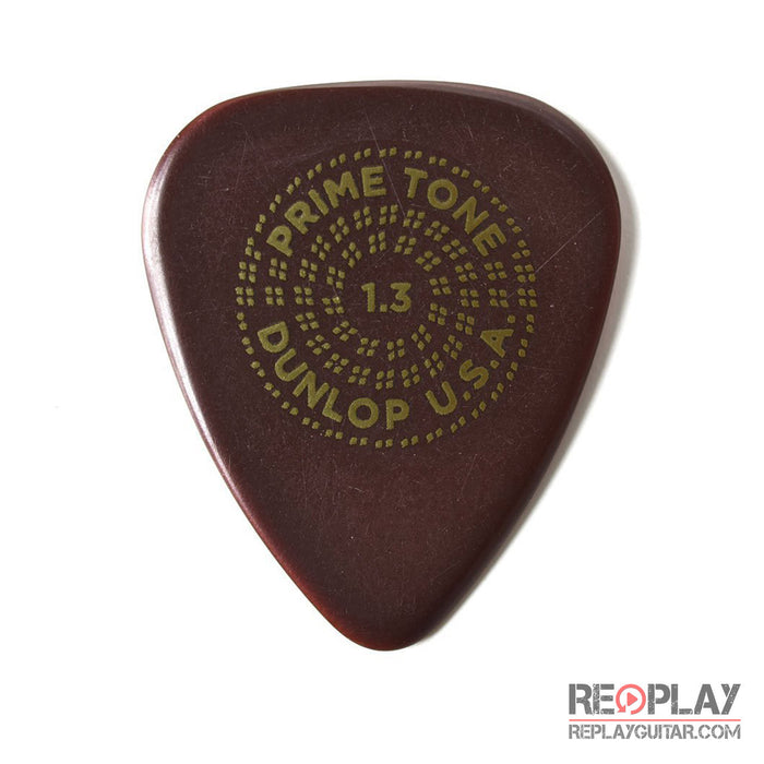 Dunlop 511P1.3 Primetone Standard Pick 1.3mm, 3 Pack