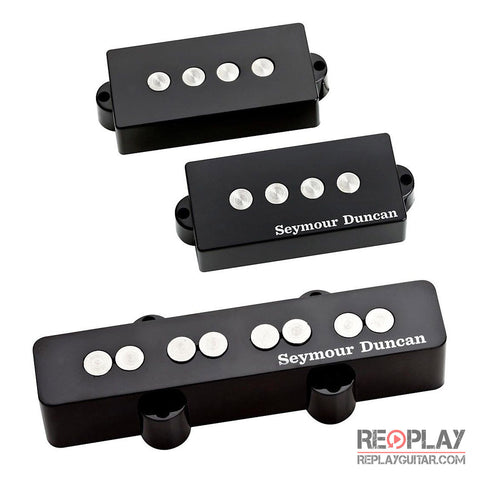 Seymour Duncan Quarter Pound PJ - Set