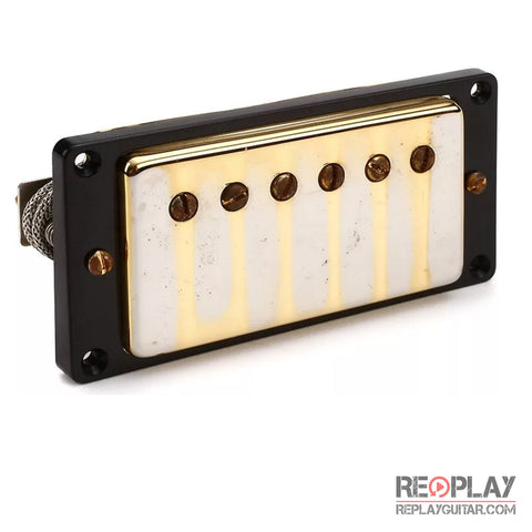 Seymour Duncan Antiquity Humbucker Gold Cover - Neck