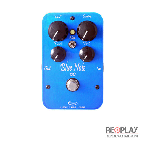 J. Rockett Blue Note Overdrive